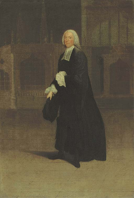 Arthur Devis (1711-1787), F.R.S., F.S.A.