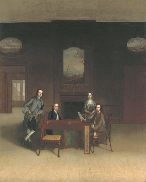 Arthur Devis (c.1711-1787)
