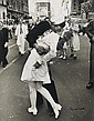 V.J. Day, Times Square, 1945, Alfred Eisenstaedt, Click for value