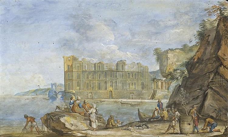 XAVIER DELLA GATTA (mort en 1829)