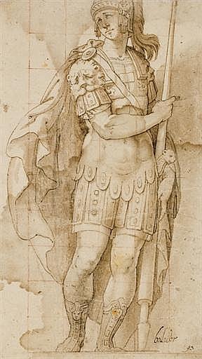ENTOURAGE DE POLIDORO DA CARAVAGGIO (CARAVAGGIO 1497-CIRCA 1543 MESSINE)
