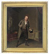 Circle of Samuel De Wilde (1751-1832)