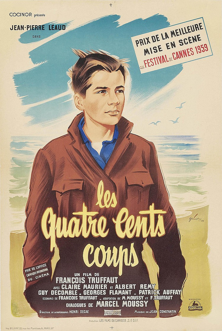Les Quatre Cents Coups  400 Blows