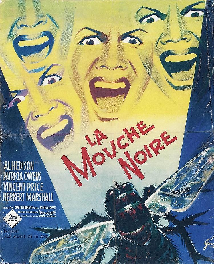 The Fly  La Mouche Noire