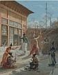 EUGENE NAPOLEON FLANDIN (FRENCH 1908-1876), Eugene Flandin, Click for value