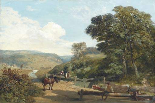 James Peel, R.B.A., (1811-1906)