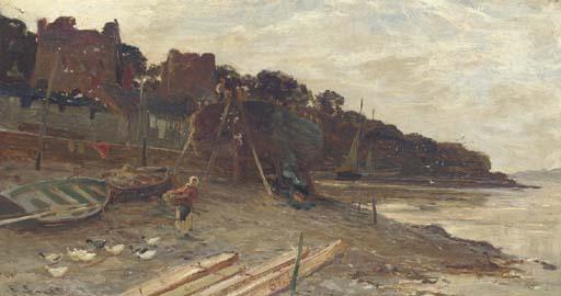 Edwin Ellis, R.B.A. (1841-1895)