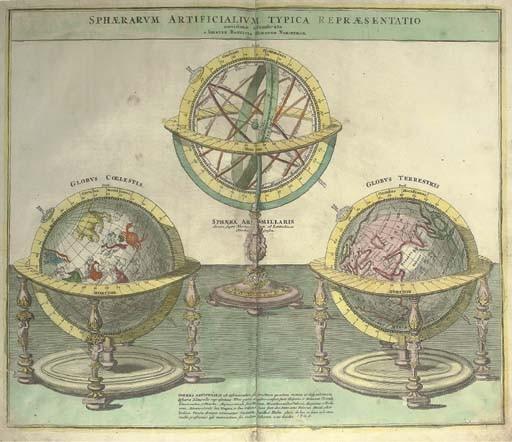 HOMANN, Johann Baptist (1664-1724). [<I>Grosser Atlas</I>. Nuremberg: 1744.]