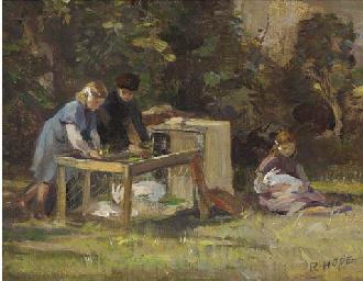 Robert Hope, R.S.A. (1869-1936)