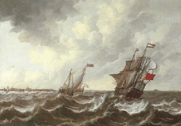 Pieter Coopse (active 1642 -1673)