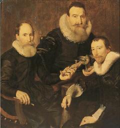 Thomas Hendricksz. de Keyser (Amsterdam 1596/7-1667)