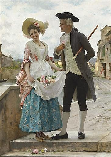 Frederico Andreotti (Italian, 1847-1930)