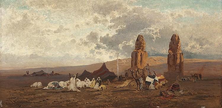 Friedrich Perlberg (German, 1848-1921)
