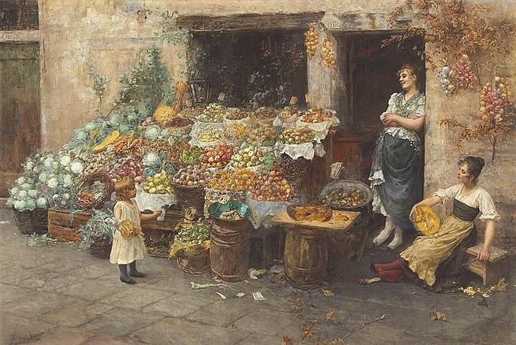 Stefano Novo (Italian, 1862)