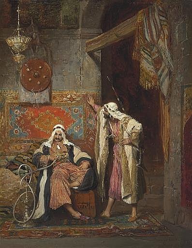 Arnoldo Corrodi (ITALIAN, 1846-1974)