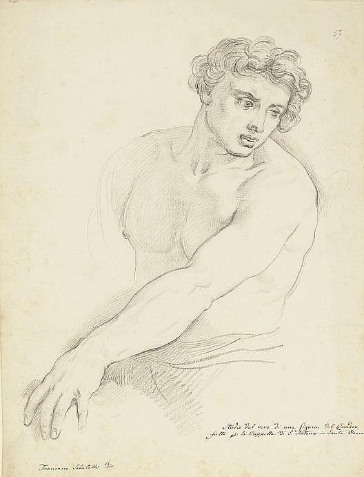 Francesco Sabatelli (Florence 1803-1829 Milan)
