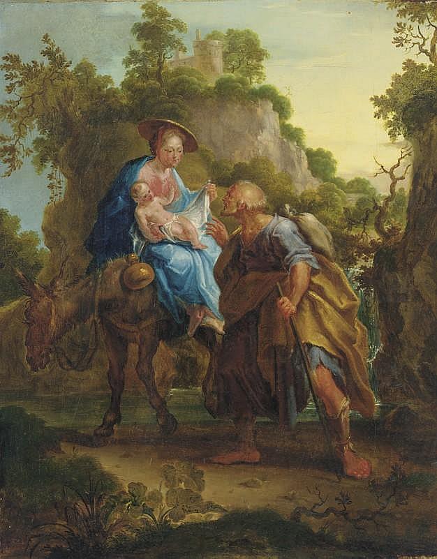 Chretien Bernhard Rode (Berlin 1725-1797)