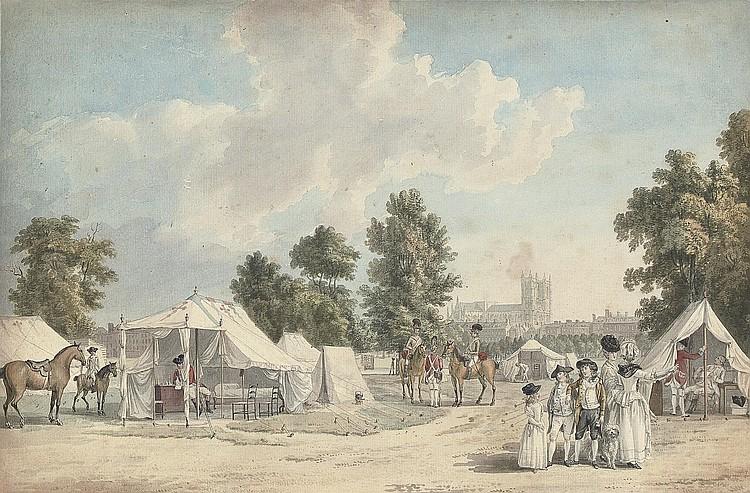Paul Sandby, R.A. (Nottingham 1731-1809 London)