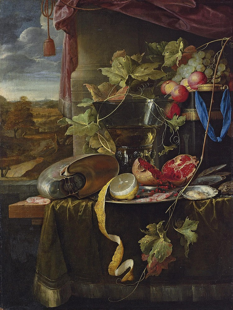 Jan Davidsz. de Heem (Utrecht 1606-1684 Antwerp)