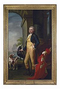 Jean-Laurent Mosnier (Paris 1743 or 1744-1808 Saint Petersburg)