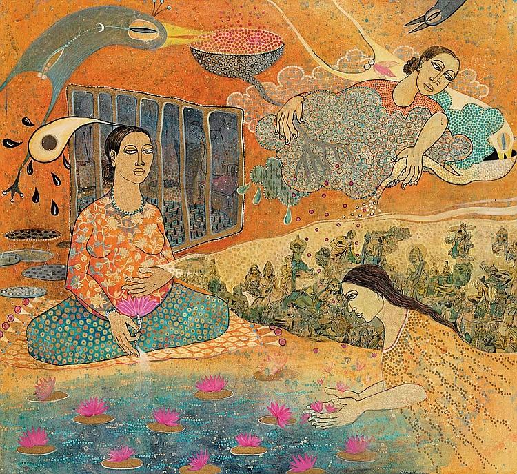 DHRUVI ACHARYA (B. 1971)