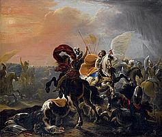 Vincent Adriaenssen Leckerbetien, il Manciola (Anversa 1595-1675 Roma)