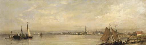Robert Charles Gustave Laurens Mols (British, 1848-1903)