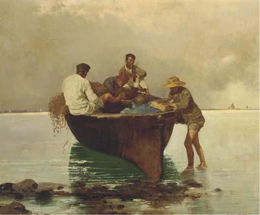 John Califano (American/Italian, 1864-1924)