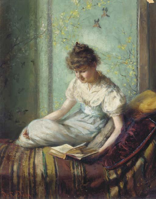 Maria R. Dixon (American, D. 1896)
