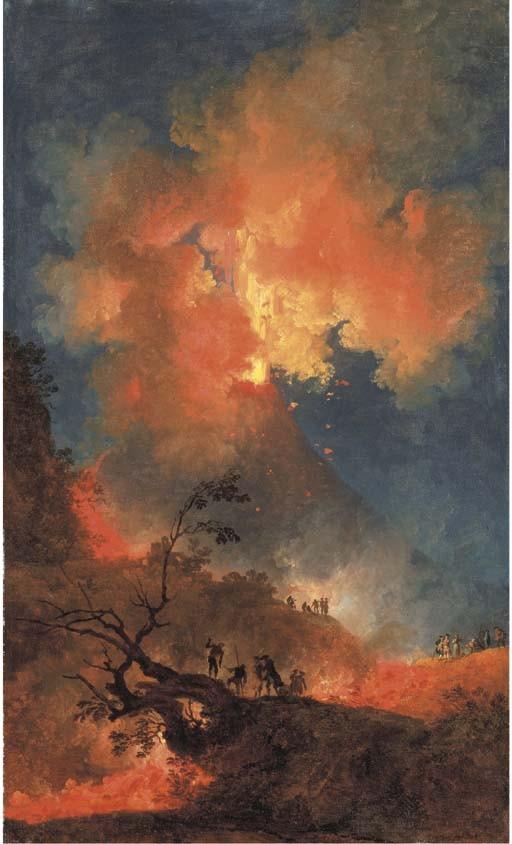 Pierre-Jacques Volaire, le Chevalier Volaire (Toulon 1729- c. 1790/1800 Italy)