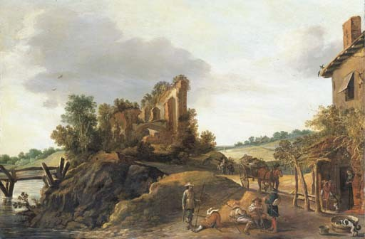 Esaias van de Velde (Amsterdam 1587-1630 The Hague)