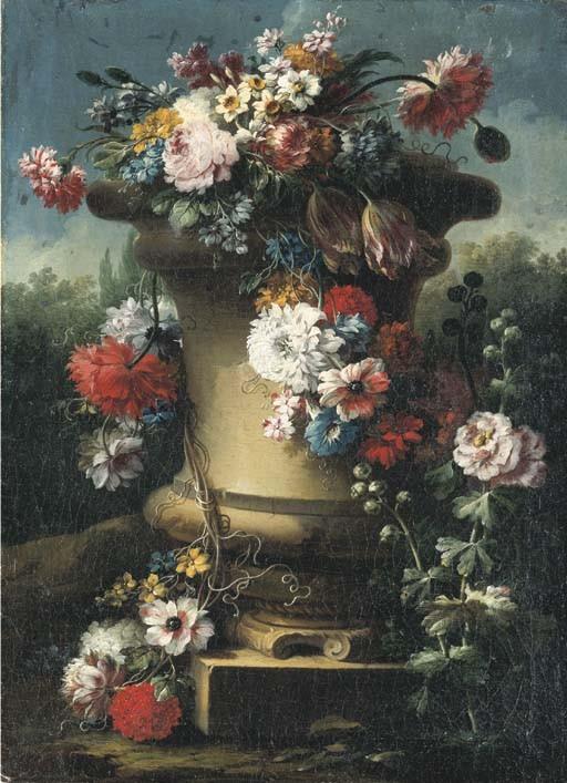 Gasparo López, called Gasparo di Fiori (Naples 1650-1732 Florence)