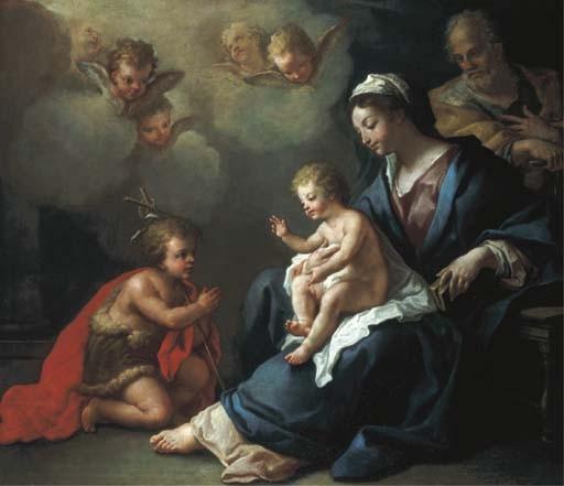 Paolo de Matteis (Piano del Cilento 1662-1728 Naples)
