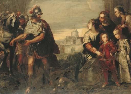 Bartolomeo Biscaino (Genoa 1629-1657)