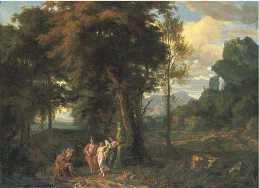 Johannes Glauber (Utrecht 1646-1726 Schoonhoven)