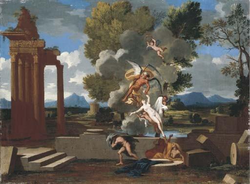 Thomas Blanchet (?Paris 1614-1689 Lyon)