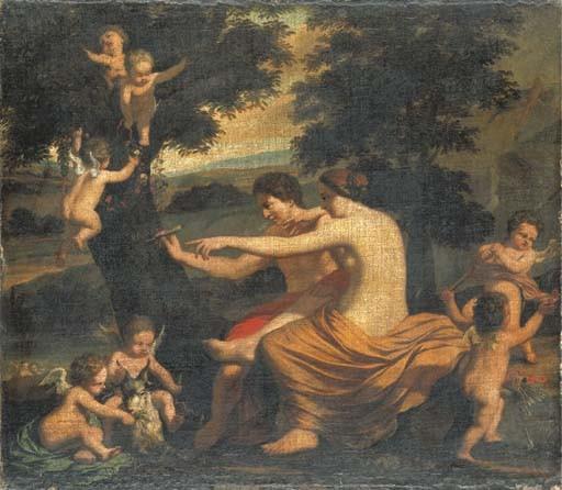 Gérard de Lairesse (Liège 1640-1711 Amsterdam)