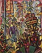 <B>AUKE SONNEGA</B> (The Netherlands 1910-1963), Auke Cornelis Sonnega, Click for value