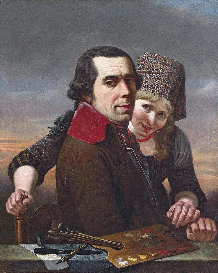 Nicolas-Louis-Albert Delerive (Lille 1755-1818 Lisbon)