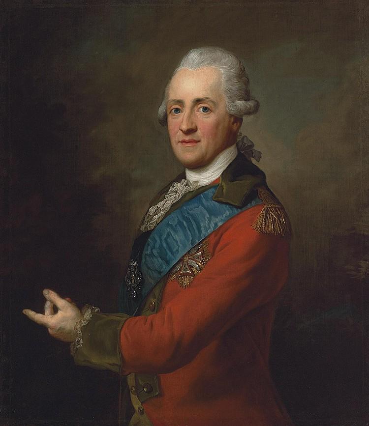 Attributed to Giovanni Battista Lampi (Romeno, Trento 1751-1830 Vienna)