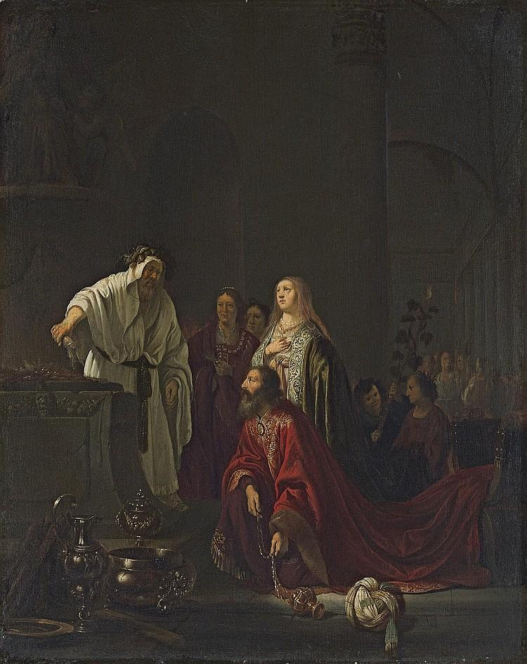 Willem de Poorter (Haarlem 1608-1649/68)