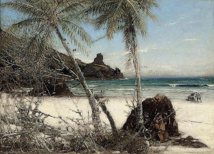 Albert Goodwin, R.W.S. (1845-1932)