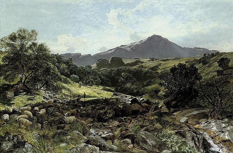 James Peel, R.B.A. (1811-1908)