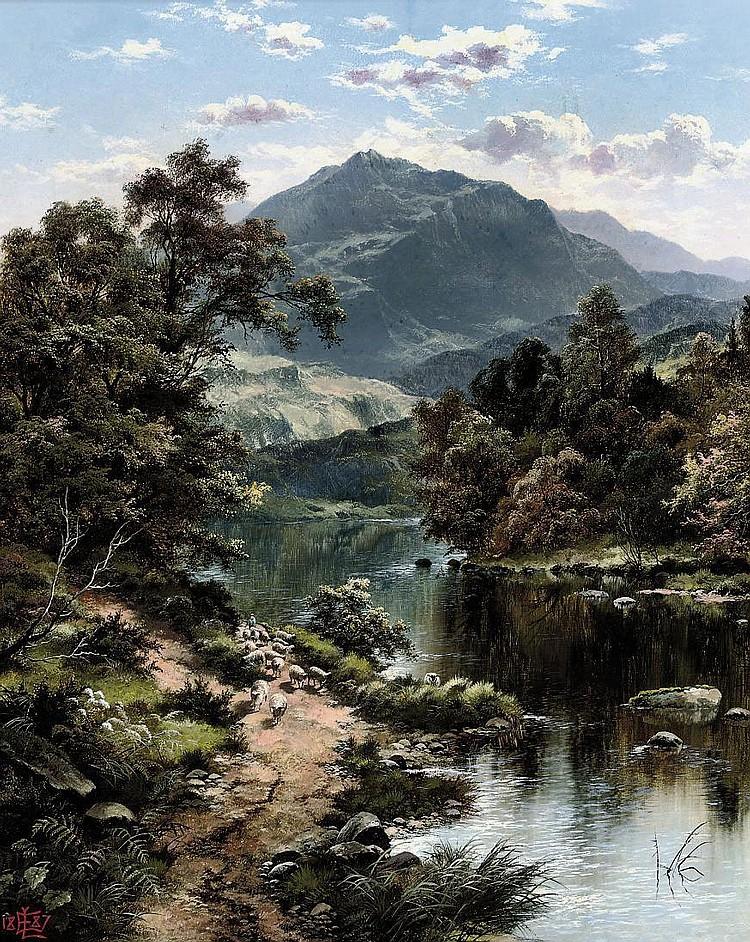 Edgar Longstaffe (1849-1912)