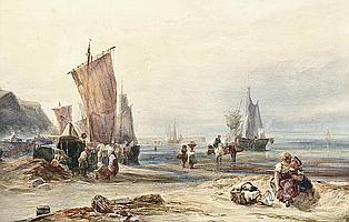 Samuel Austin, O.W.S. (Liverpool 1796-1834 Llanfyllin)