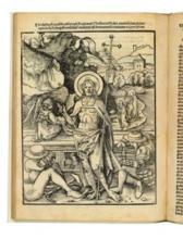 Matthias Ringmann (1482-1511) Passio Domini nostri Jesu Christi. 1508