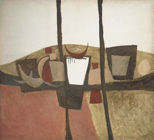 Hans Tisdall (1910-1997)