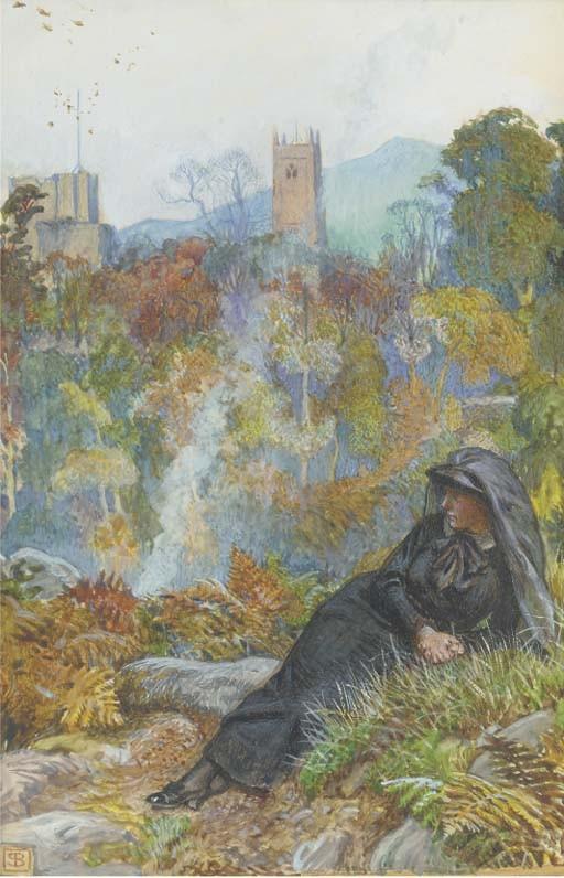 John Byam Liston Shaw, A.R.W.S. (1872-1919)