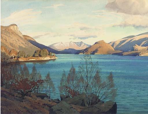 William Heaton Cooper, R.I. (b.1903)