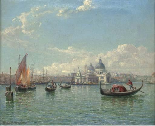 Gordon Arthur Meadows (British, b.1868)